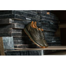 Reebok Classic Leather Kendrick Kids Olive Night/ Gum