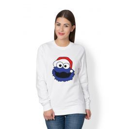 Bluza Merry Christmas Cookie Monster