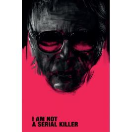 I Am Not a Serial Killer - plakat premium Wymiar do wyboru: 29,7x42 cm
