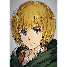 POLYamory - Armin, Attack on Titan - plakat Wymiar do wyboru: 70x100 cm
