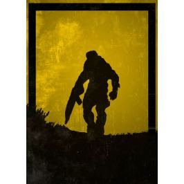 Dawn of Heroes - Nomad, Crysis - plakat Wymiar do wyboru: 40x50 cm
