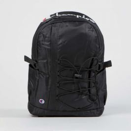 Plecak Champion Logo Backpack black 804454/F18/KK001