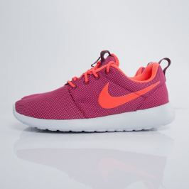 Sneakers buty Nike Roshe One deep garnet / bright crimson - pure platinum (511882-662)